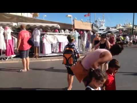 St Tropez - Yachts luxueux