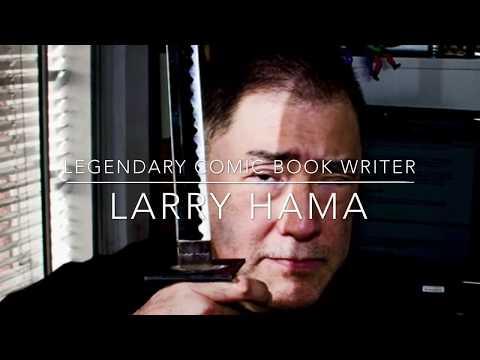 Episode #5 - Larry Hama legendary comic creator of the G.I Joe Universe