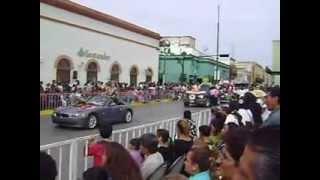DESFILE 20 DE NOVIEMBRE 2012 MATAMOROS TAMAULIPAS