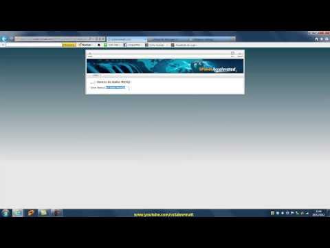 Como instalar um fórum phpBB3 num servidor com cPanel