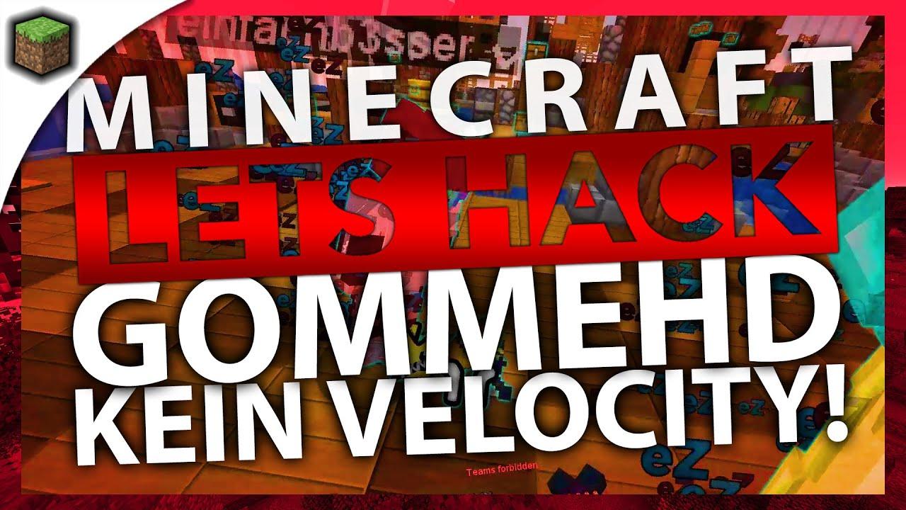 Gomme AntiCheat NOCH SCHLECHTER als gedacht XD   Lets Hack: QSG auf GommeHD.net
