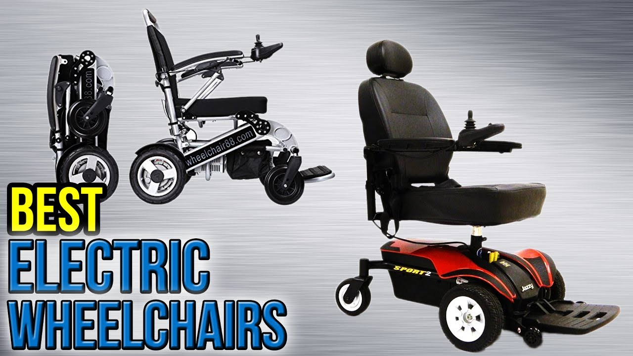 Electric Wheel Chairs Reupholster Chair Cost 9 Best Wheelchairs 2017 Youtube
