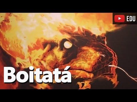 Boitatá: A cobra de fogo - Don Foca Apresenta: O Erro do Mundo - Folclore brasileiro thumbnail
