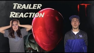 IT Official Trailer #2 Reaction