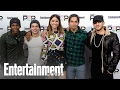 Teen Wolf: Tyler Posey Says 'Pack Is Better Than Ever' This Season | PopFest | Entertainment Weekly