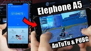 Elephone A5 Performance Test: Helio P60 = Snapdragon 660?