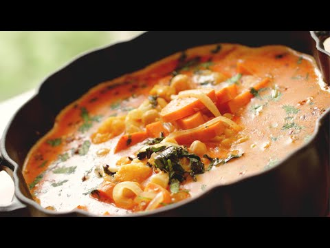 Beth's Vegan Thai Red Curry Recipe | ENTERTAINING WITH BETH