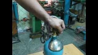 Горелка кислород и пропан(, 2012-10-08T08:02:10.000Z)