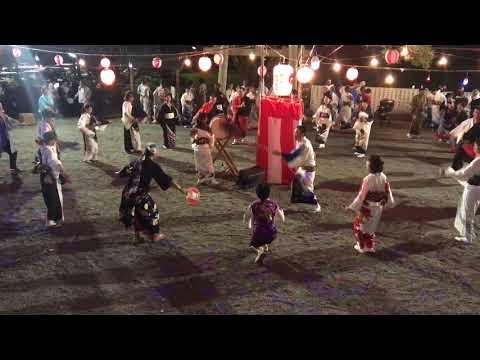 和歌山 だから意外と 若い 盆踊り 2017 スリラー