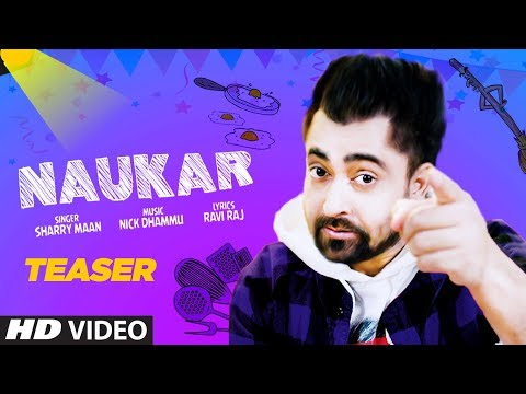 Naukar Song Teaser | Sharry Maan | Ravi Raj | Releasing 11 Feb