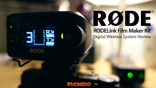 RodeLink Filmmaker Kit — Review