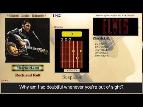 Elvis Presley - Suspicion #0146