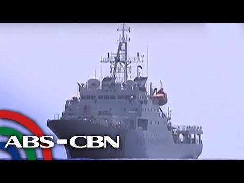 TV Patrol: China, pinag-aaralan na ang ilalim ng Scarborough Shoal?