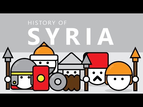 History of Syria | Quick History