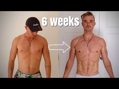 6 weeks of Working Out like Chris Hemsworth!