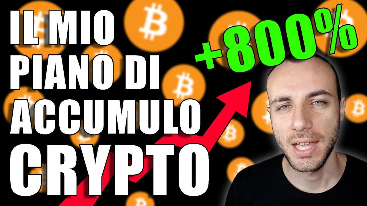 piano di bitcoin