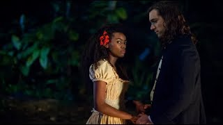 Netflix 'Always a Witch' Slave SWIRL Fantasy  proves how desperate Black Women are to be AFROLatina.