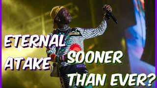 Uzi Says He is Done with Eternal Atake