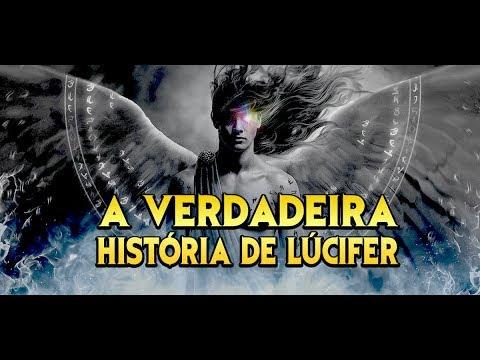 A VERDADEIRA HISTÓRIA DE LÚCIFER - VEJA OQUE ESCONDERAM DE VOCÊ