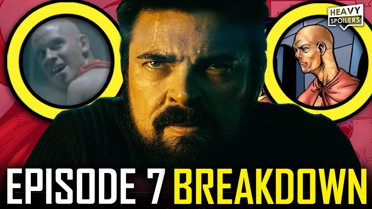 Download THE BOYS Season 2 Episode 7 Breakdown & Ending Explained   Review, Predictions, Theories And More