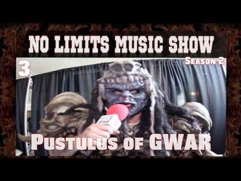 NLMS 2.3: GWAR-BQ 2016 Coverage; KYNG's Eddie & BRUJERIA Video)