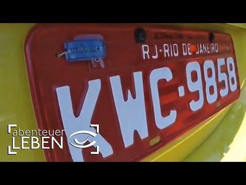 Taxi-Quickie In Rio   Abenteuer Leben