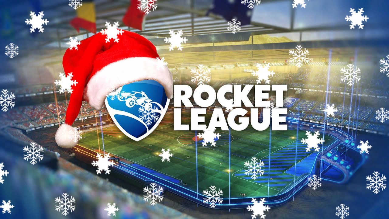 Rocket League | Christmas Trolling - YouTube