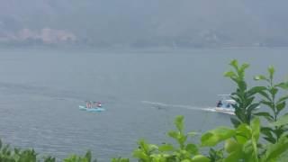 Theglobetrol.com visits Lake Atitlan, Gautemala.