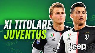 De Ligt ufficiale: come giocherà la Juventus di Sarri? ▶ XI titolare