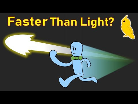 What If We Could Go Faster Than Light?