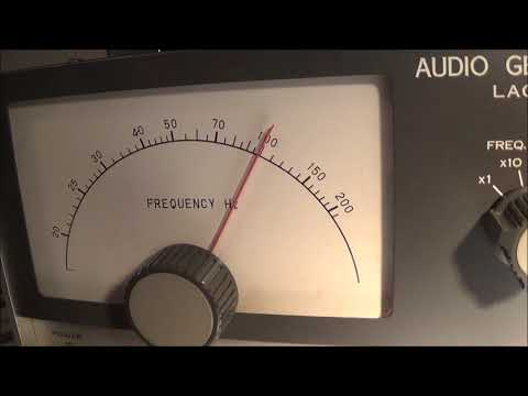 Comparing Audio Generators -- Accuracy