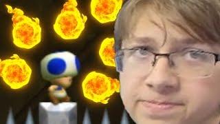 New Super Mario Bros U Challenges 🙃