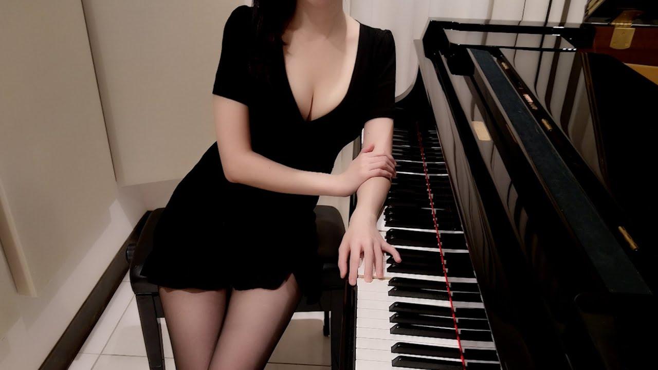 夜に駆ける YOASOBI [ピアノ]