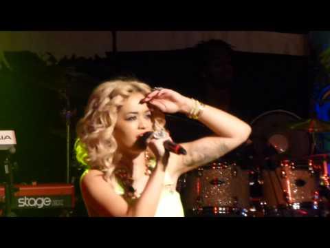 Rita Ora - Facemelt/ Roc Da Life (HD) - Scala - 30.08.12