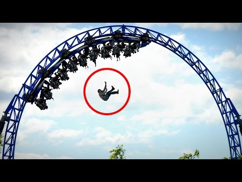5 Peores Accidentes en Parques de Diversiones