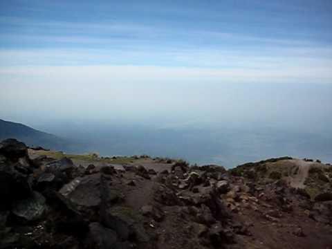 Santa Maria Volcano- small file