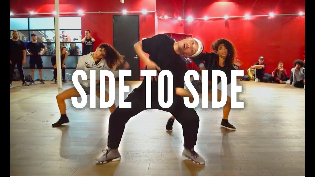 ARIANA GRANDE - Side To Side ft. Nicki Minaj   Kyle Hanagami Choreography