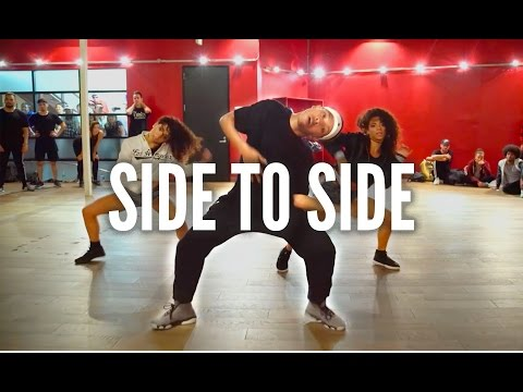 ARIANA GRANDE - Side To Side ft Nicki Minaj  Kyle Hanagami Choreography