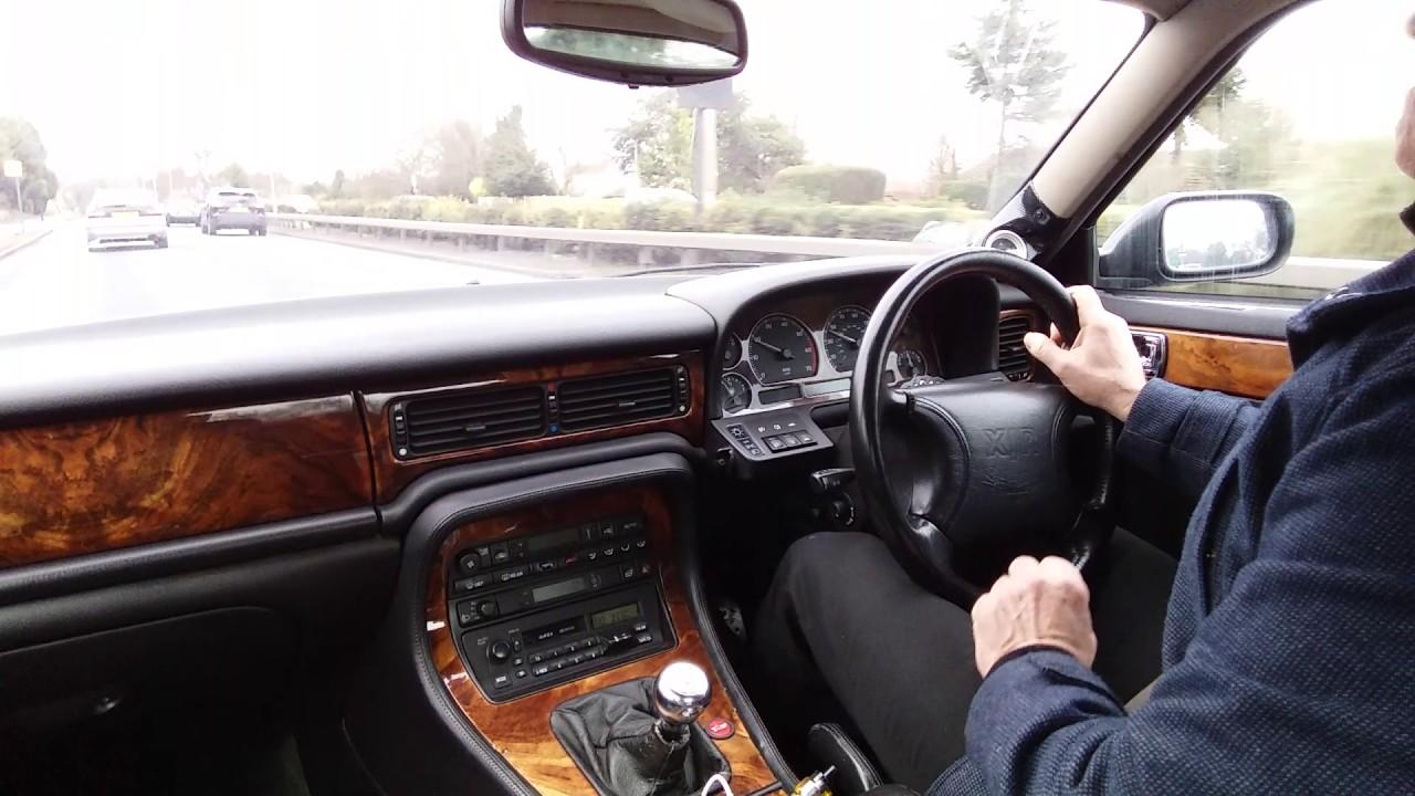 1995 jaguar xjr x300 5 speed manual gearbox youtube rh youtube com jaguar xj6 manual transmission jaguar xj8 manual transmission