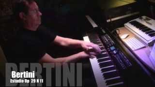 Henri Bertini - estudio OP. 29 N. 11 (Clases de Piano en Madrid)