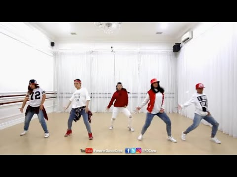 HIP HOP DANCE CHOREOGRAPHY Hiphop Dance Video