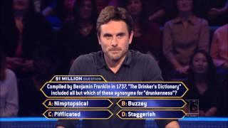 Chip Esten Million Dollar Question 11/21/13