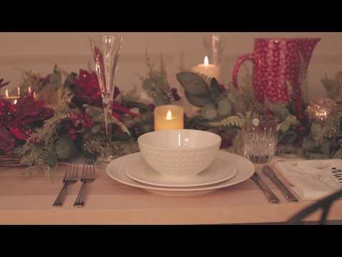 Kilkenny Shop - Christmas 2019 (Table Setting 2)