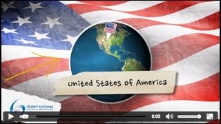 USA - High School Exchange - Destination Video