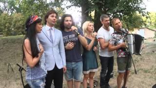 Гимн Украины - Олег Скрипка и другие
