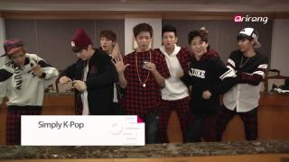 Simply K-Pop Ep100 Congratulations on your 100th episode with BTS!