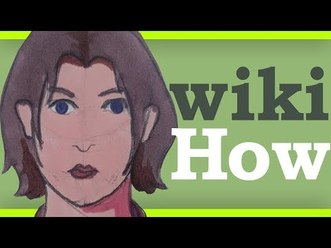 I TRIED FOLLOWING A WIKIHOW DRAWING TUTORIAL (and more)