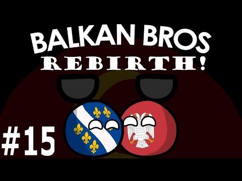 EU4 - Preparing for War Against The Ottomans?! - Balkan Bros: Rebirth - Episode 15