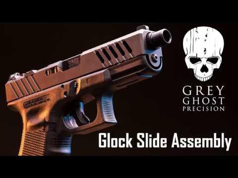 GGP -Glock Slide Assembly