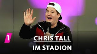 Chris Tall: Im Stadion